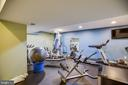 Gym equipment and TV will convey - 5 KLINE CT, STAFFORD