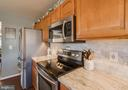 NEW Marble Tile Backsplash - 6105 MCCARTHY DR, KING GEORGE