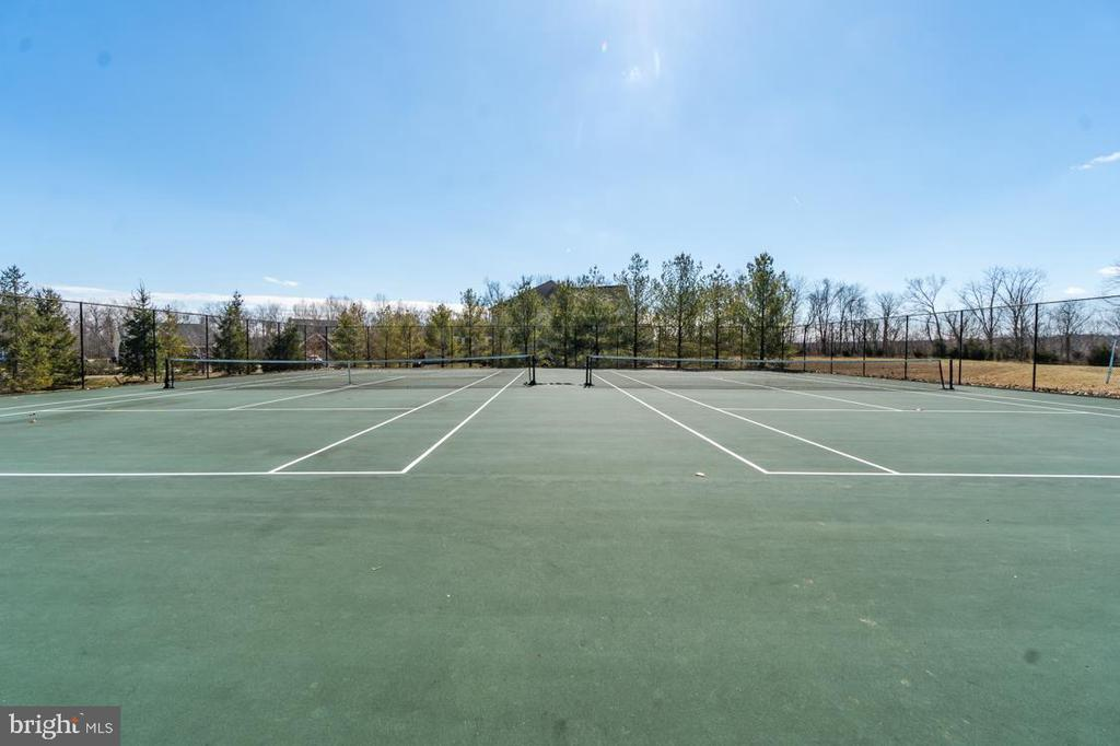 Tennis Court - 6105 MCCARTHY DR, KING GEORGE