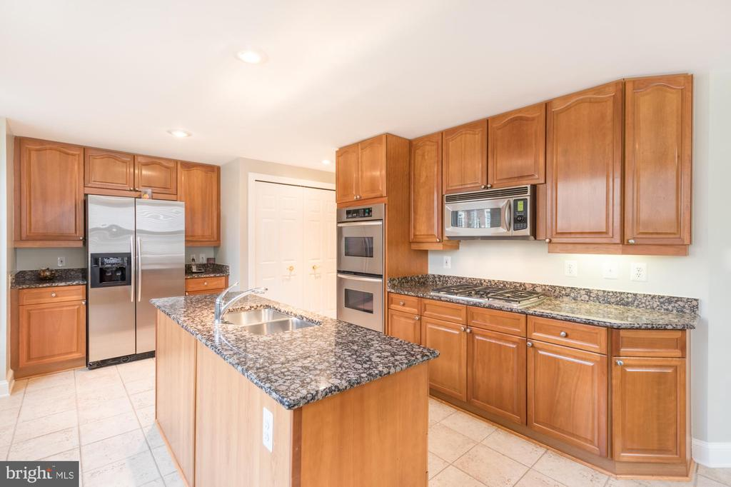 Updated gourmet kitchen - 1555 N COLONIAL TER #501, ARLINGTON