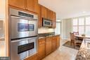 High end appliances and plenty of space - 1555 N COLONIAL TER #501, ARLINGTON