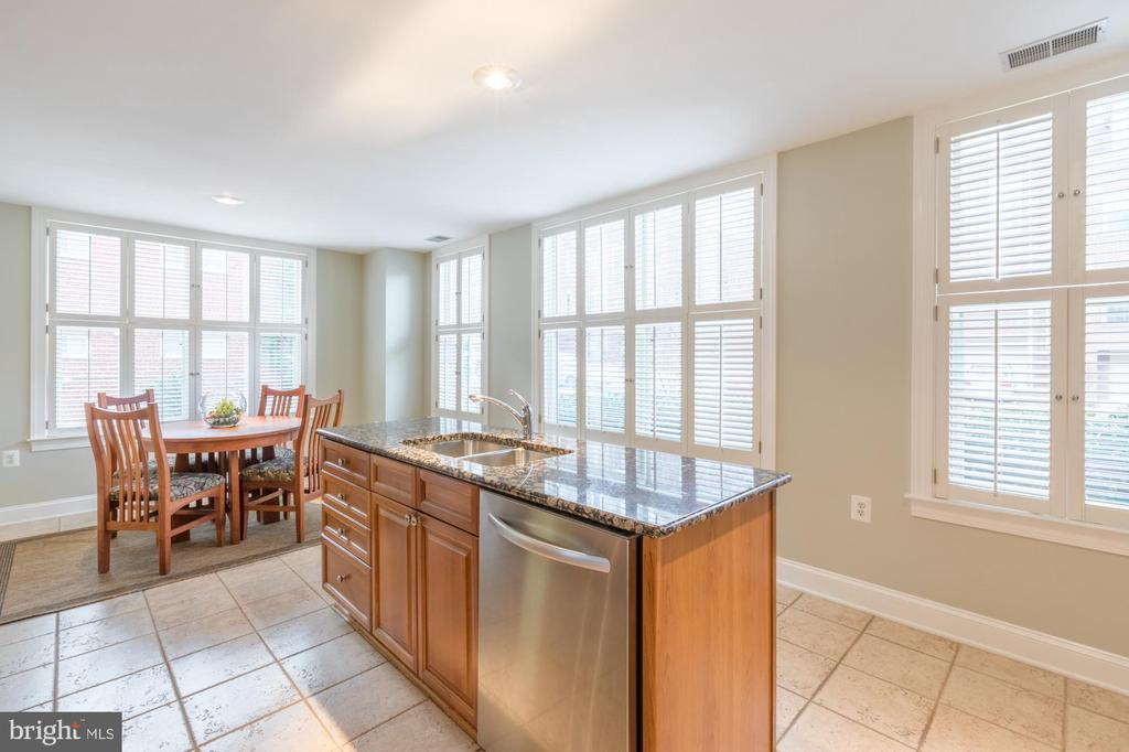 Tons of natural light and table space - 1555 N COLONIAL TER #501, ARLINGTON