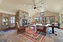 The heart of the home - 43470 EVANS POND RD, LEESBURG