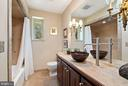 Hall Bath - 43470 EVANS POND RD, LEESBURG