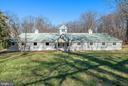 11 Stall Barn with metal roof - 43470 EVANS POND RD, LEESBURG