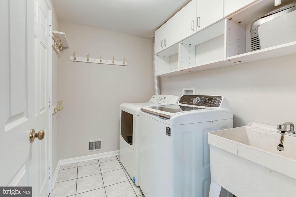 Laundry Room - 8205 COLLINGWOOD CT, ALEXANDRIA