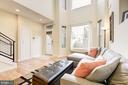 Living Room - 1811 3RD ST NE #1, WASHINGTON