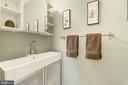 Half Bathroom on Main Level of Home! - 1811 3RD ST NE #1, WASHINGTON