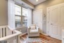 Bedroom #2:  Simply Lovely! - 1811 3RD ST NE #1, WASHINGTON