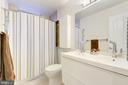 Full Bathroom #2: Dual Vanities! - 1811 3RD ST NE #1, WASHINGTON