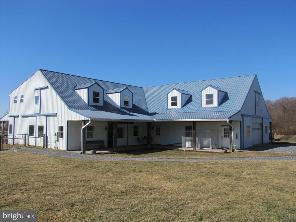 Main Barn - 4320 DAMASCUS RD, GAITHERSBURG