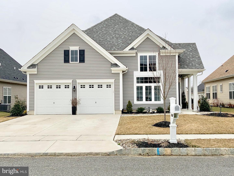 Nhà ở một gia đình vì Bán tại 169 FIELD LOOP Glassboro, New Jersey 08028 Hoa Kỳ