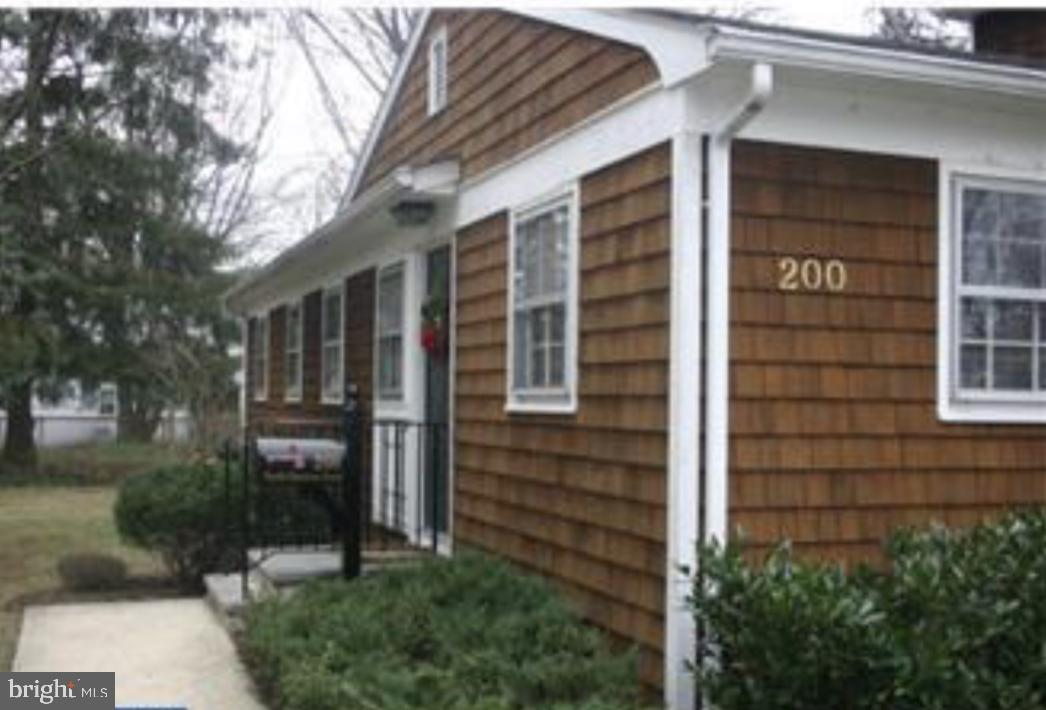Single Family Home for Rent at 200-NORTH N HARRISON Princeton, New Jersey 08540 United StatesMunicipality: Princeton