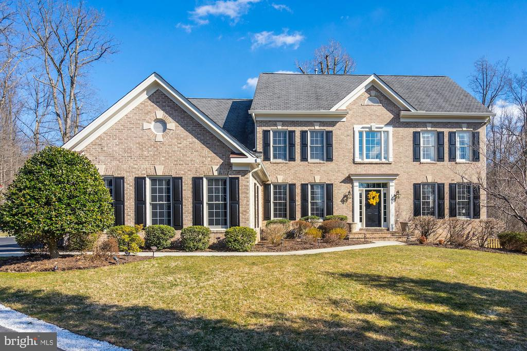 Majestic 5BR ~ 4.5 BA  home on nearly an acre lot! - 1309 SHAKER WOODS RD, HERNDON