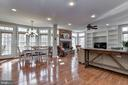 Ideal for entertaining - 718 TURTLE POND LN, GAITHERSBURG