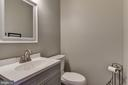 Renovated bath - 718 TURTLE POND LN, GAITHERSBURG