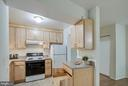 Lots of cabinet space - 8500-P BARRINGTON CT #P, SPRINGFIELD