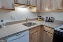 Quartz counters - 8500-P BARRINGTON CT #P, SPRINGFIELD