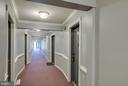 Interior entrance - 8500-P BARRINGTON CT #P, SPRINGFIELD