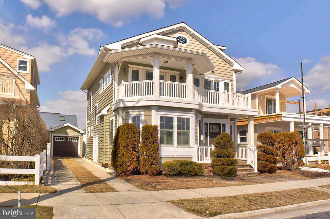 single family homes per Vendita alle ore Margate City, New Jersey 08402 Stati Uniti