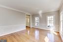 Living Room - 11911 CRAYTON CT, HERNDON