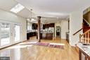 Breakfast space - 11911 CRAYTON CT, HERNDON