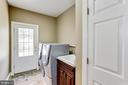 Laundry room on ML - 11911 CRAYTON CT, HERNDON