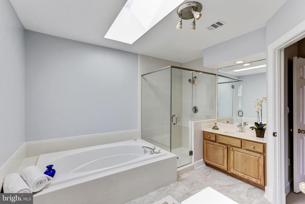 Master bath - 11911 CRAYTON CT, HERNDON