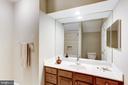 3rd full bath on UL - 11911 CRAYTON CT, HERNDON