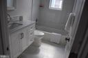 2ND FLOOR BATHROOM - 2014 S LANGLEY ST, ARLINGTON