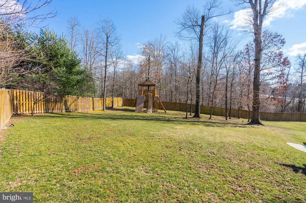 What a great yard! - 1309 SHAKER WOODS RD, HERNDON