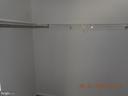 Walk in closet - 4274 EAST CAPITOL ST NE #203, WASHINGTON