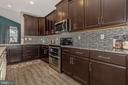 Kitchen w/ included Under-Cabinet Lighting - 501 ISAAC RUSSELL, NEW MARKET
