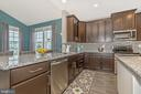 Kitchen w/ included Stainless Steel Appliances - 501 ISAAC RUSSELL, NEW MARKET