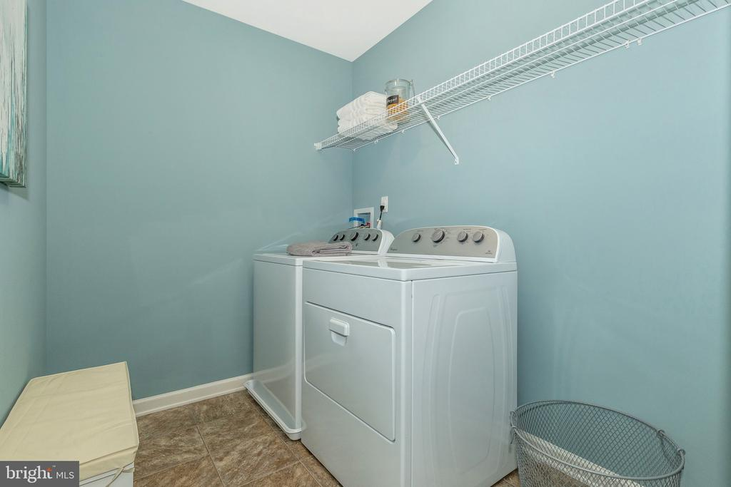 Second Floor Laundry Room - 501 ISAAC RUSSELL, NEW MARKET