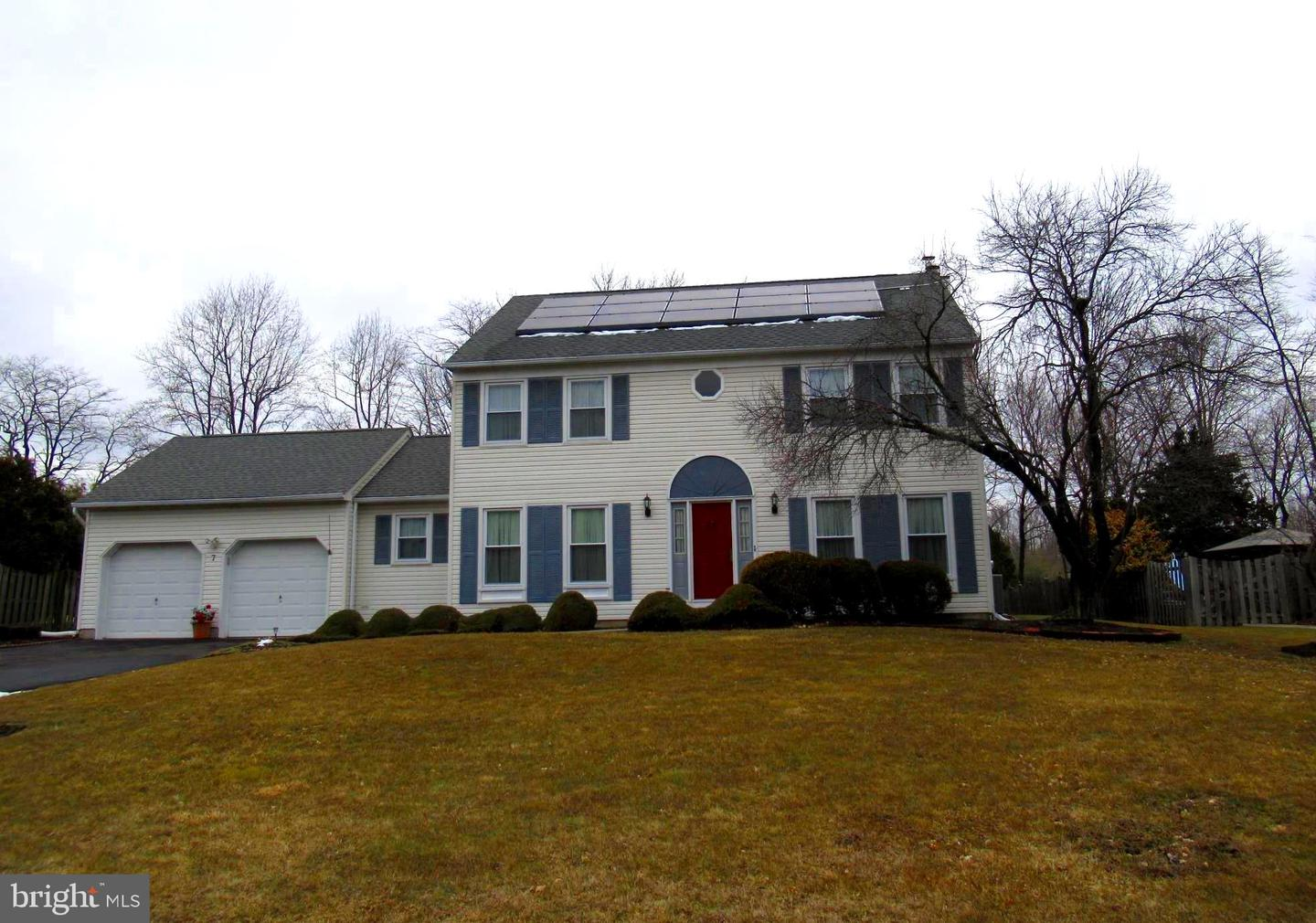Single Family Home for Sale at 7 NASSAU Drive Lawrenceville, New Jersey 08648 United StatesMunicipality: Lawrence Township