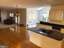 Kitchen - 22401 SWEETLEAF LN, GAITHERSBURG