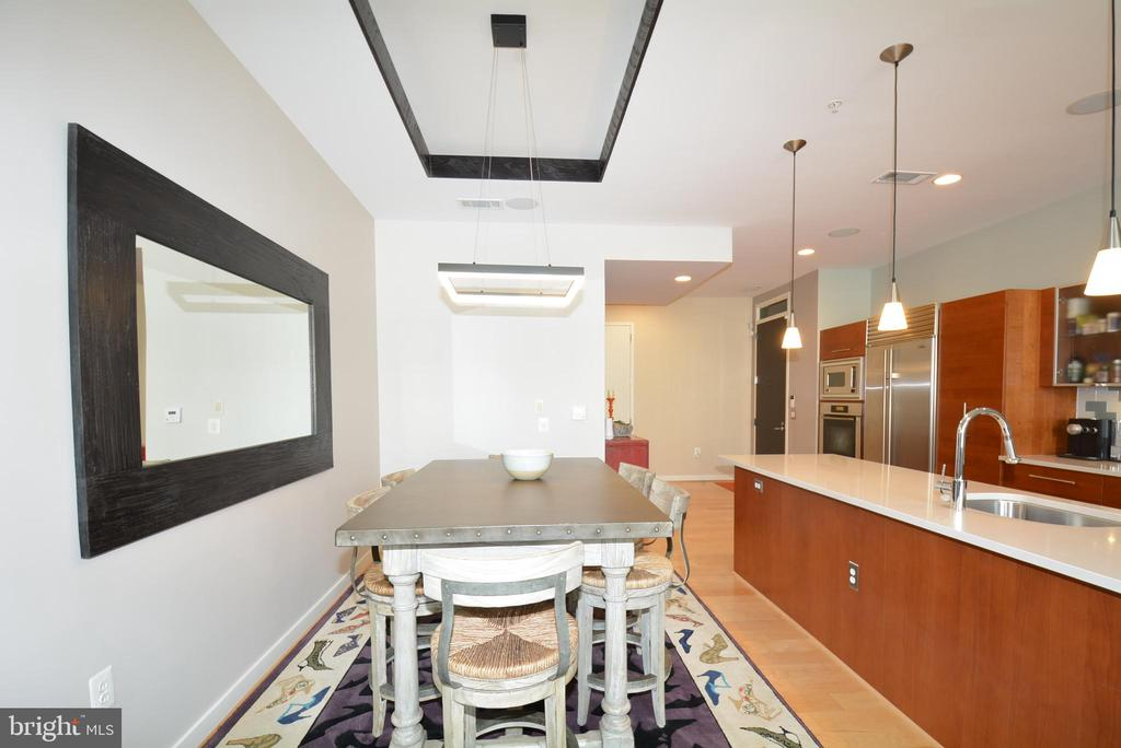 Dining area - 12025 NEW DOMINION PKWY #G101, RESTON