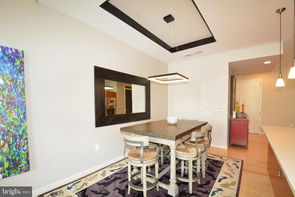 large dining area - 12025 NEW DOMINION PKWY #G101, RESTON