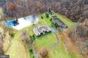 Stunning Home, Pond, Tennis Courts, Barns! - 36585 SAWMILL LN, PURCELLVILLE