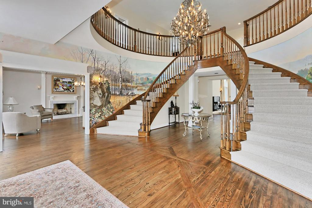 Stunning Two Story Foyer - 36585 SAWMILL LN, PURCELLVILLE