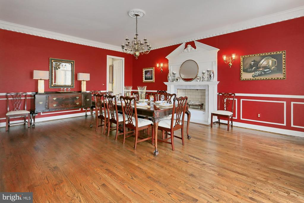 Dining Room - 36585 SAWMILL LN, PURCELLVILLE