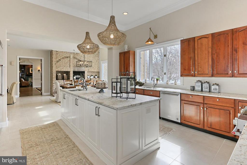 Kitchen - 36585 SAWMILL LN, PURCELLVILLE