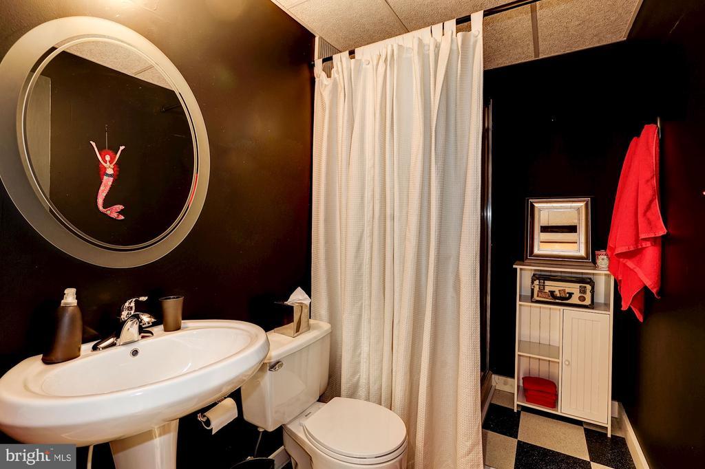 Lower Level Bathroom - 5322 BLACK OAK DR, FAIRFAX