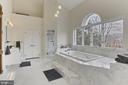 Master Bath - 36585 SAWMILL LN, PURCELLVILLE