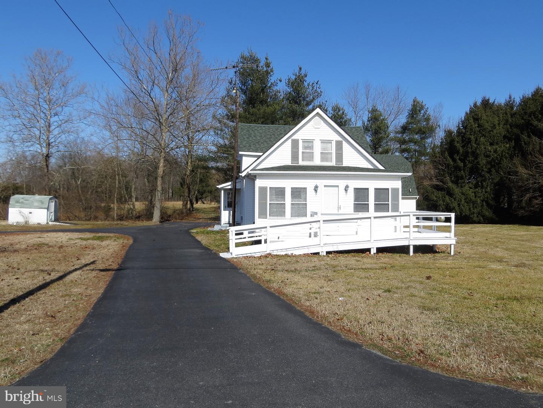 Einfamilienhaus für Verkauf beim 711 HARTLY Road Hartly, Delaware 19953 Vereinigte StaatenIn/Rund um: Hartly