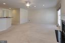 Family room - 6136 FERRIER CT, GAINESVILLE