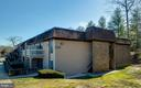 Lower level entrance - 8500-P BARRINGTON CT #P, SPRINGFIELD