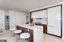 Designer finishes abound - 1427 RHODE ISLAND AVE NW #PH3, WASHINGTON