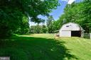 32x25 barn for horses and other farm animals - 38961 SHIRE MEADOW LN, HAMILTON